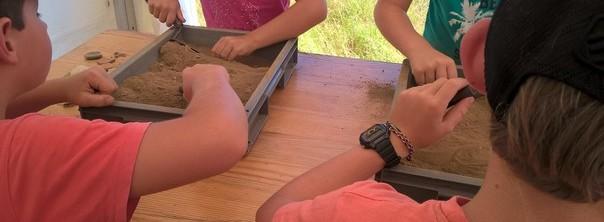 Les ateliers enfants de l'été
