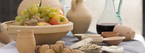 La recette romaine du mois : la pintade aux figues