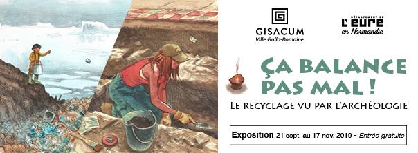 Nouvelle exposition jusqu'au 17 novembre !