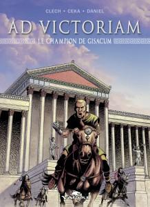 couverture BD ad victoriam