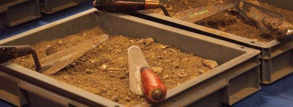 Vacances romaines sur le thème de l'archéologie