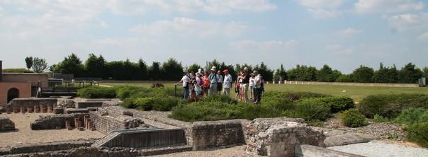 Vacances romaines à Gisacum !