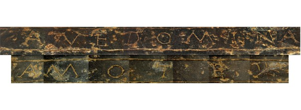 Une découverte archéologique spéciale St Valentin !